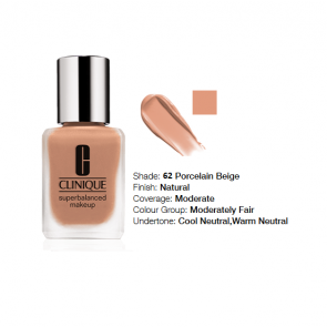 Clinique Superbalanced™ Makeup 62 Porcelain Beige