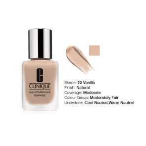 Clinique Superbalanced™ Makeup 70 Vanilla