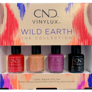 CND Vinylux Wild Earth The Collection