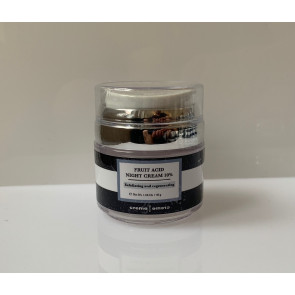 Creme de la Creme Fruit Acid Night Cream 50 ml.