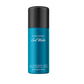 Davidoff Cool Water Man All Over Body Spray 150ml