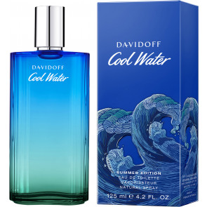 Davidoff Cool Water Man  Summer Edition Eau de Toilette 125 ml.