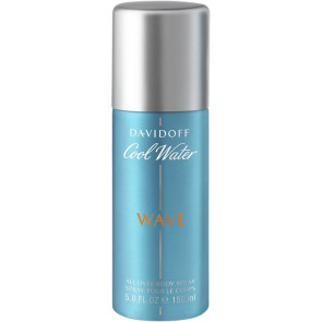 Davidoff Cool Water Wave Deodorant Spray 150ml