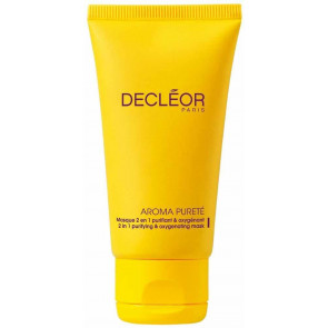 Decleor Aroma Pureté 2 In 1 Purifying & Oxygenating Mask - For Oily Skin 50 ml
