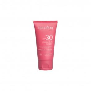 Decleor Aroma Sun Expert SPF 30 Protective Anti Wrinkle Face Cream 50 ml.