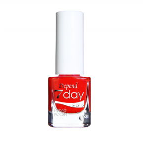 Depend 7 Day Hybrid Polish - 7078 Lady Bug Love