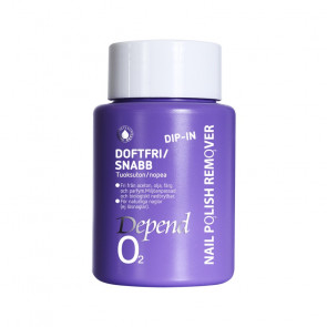 Depend O2 Dip-In Nailpolish Remover 75ml