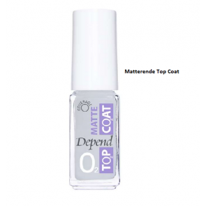 Depend O2 Mattende Top Coat - 304