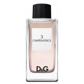 D&G 3 L'Imperatrice Pour Femme Eau de Toilette 100ml.