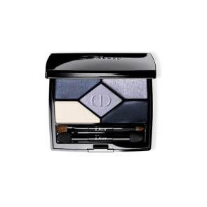 "Dior 5 Colours Designer The Makeup Artist ""Tutorial"" Palette 208 Navy Design"