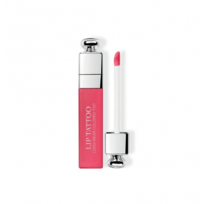 Dior Addict Lip Tattoo Coloured Tint - Bare Lip Senstation & Extreme Weightless Wear 761 Natural Cherry