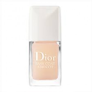 Dior base coat abricot protective nail care base 10 ml