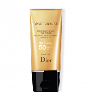 Dior Bronze Beautifying Protective Creme Sublime Glow - SPF 50 - 50 ml.