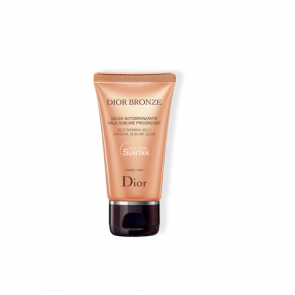 Dior Bronze Self-Tanning Jelly Gradual Sublime Glow Body 150ml