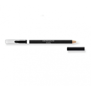 Dior Diorshow High Intensity Pencil Waterproof Hold with Blending Tip and Sharpner 009 White