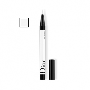 Dior Diorshow On Stage Liner Waterproof 001 Matte White