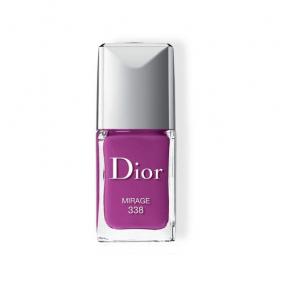Dior Vernis Conture Colour, Gel Shine, Long Waer Nail Lacquer 338 Mirage