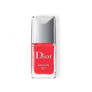 Dior Vernis Conture Colour, Gel Shine, Long Waer Nail Lacquer 551 Aventure
