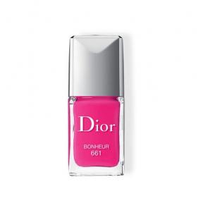 Dior Vernis Conture Colour, Gel Shine, Long Waer Nail Lacquer 661 Bonheur