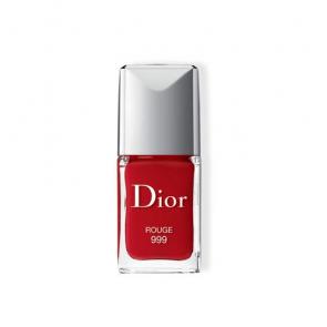 Dior Vernis Conture Colour, Gel Shine, Long Waer Nail Lacquer 999 Rouge