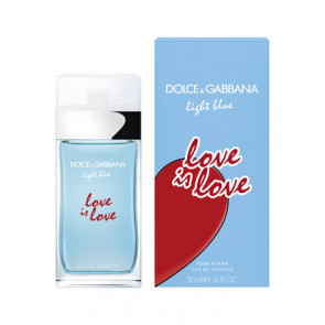 Dolce & Gabbana Light Blue Love is Love Pour Femme Eau de Toilette 50 ml.