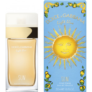 Dolce & Gabbana Light Blue Sun Eau de Toilette 50 ml.