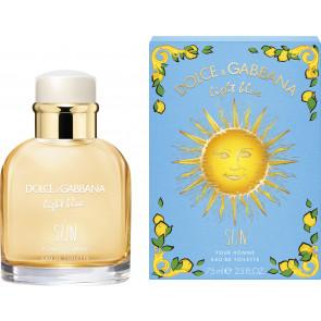 Dolce & Gabbana Light Blue Sun Pour Homme Eau de Toilette 75 ml.