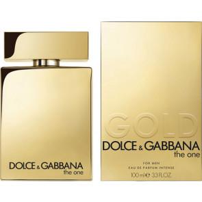 Dolce & Gabbana The One for Men Gold Eau de Parfum Intense 100 ml.