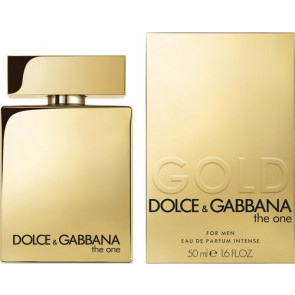 Dolce & Gabbana The One for Men Gold Eau de Parfum Intense 50 ml.