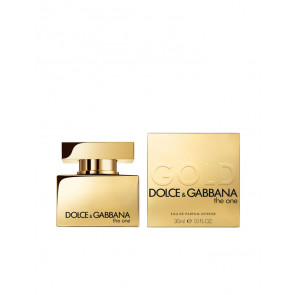 Dolce & Gabbana The One Gold Eau de Parfum Intense 30 ml.