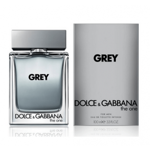 Dolce & Gabbana The One Grey Eau de Toilette Intense 100ml