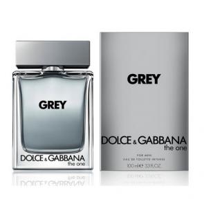 Dolce & Gabbana The One Grey Eau de Toilette Intense 100ml
