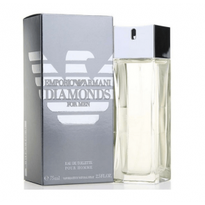 Emporio Armani Diamonds Eau de Toilette 75ml