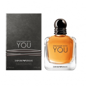 Emporio Armani Stronger With You Eau de Toilette 100ml
