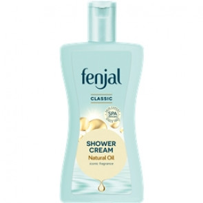 Fenjal Shower Cream Natural Oil 200 ml.