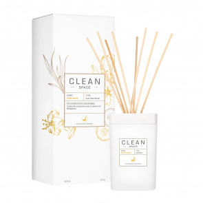 Clean Space Room Diffuser Fresh Linens 177 ml.