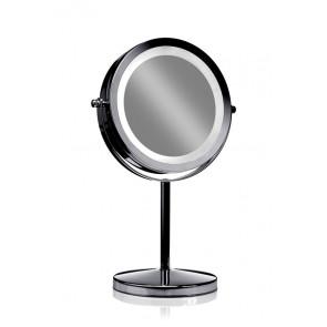 Gillian Jones Makeup Spejl med LED Lys Gunsmoke