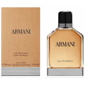 Giorgio Armani Eau d'Aromes Pour Homme Eau de Toilette 100ml