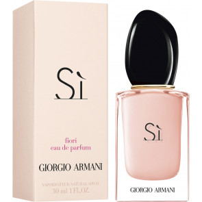Giorgio Armani Si Fiori Eau de Parfum 50 ml.