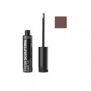 GOSH Brow Sculpting Fibre Gel 001 Nutmeg