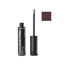 GOSH Brow Sculpting Fibre Gel 002 Chestnut