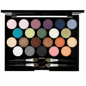 GOSH Cosmetics Eye Shadow Palette 22 Eye Shadows