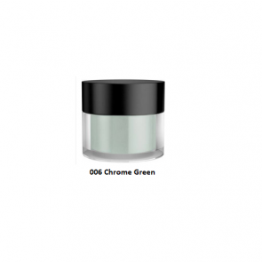 GOSH Effect Powder 006 Chrome Green