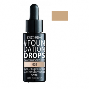 GOSH Foundation Drops 002 Ivory