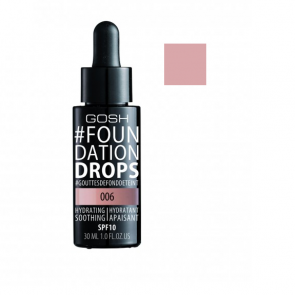 GOSH Foundation Drops 006 Tawny