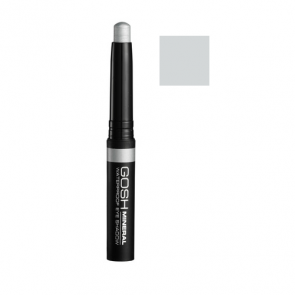 GOSH Mineral Waterproof Eye Shadow 006 Metallic Grey