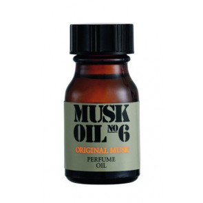 GOSH Musk Oil No. 6 Parfume Oil 10 ml.