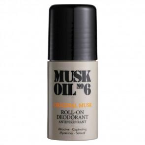 GOSH Musk Oil no. 6 Roll On Antiperspirant Deodorant 75 ml.