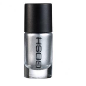 GOSH Nail Lacquer 555 Silver