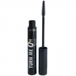GOSH Turn Me On Vibrating Mascara 001 Extreme Black 10 ml.